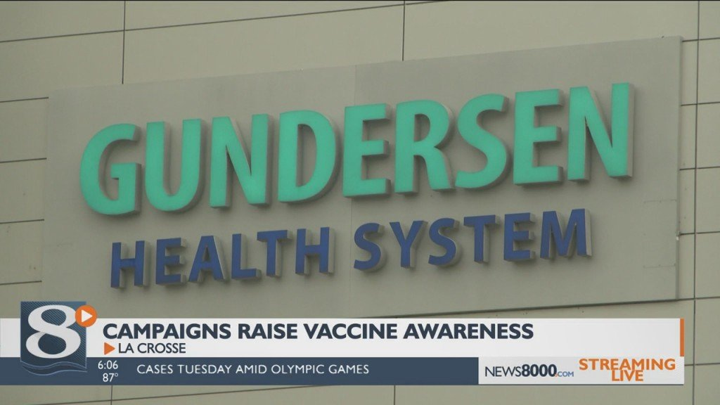 La Crosse Area Health Care Workers Push To Reach Unvaccinated
