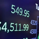 Asian Stocks Mixed After Wall Street Rebound