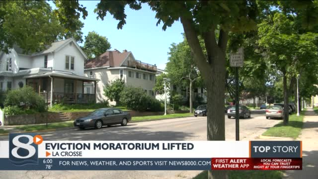 Some Evictions Filed In La Crosse As Federal Moratorium Ends