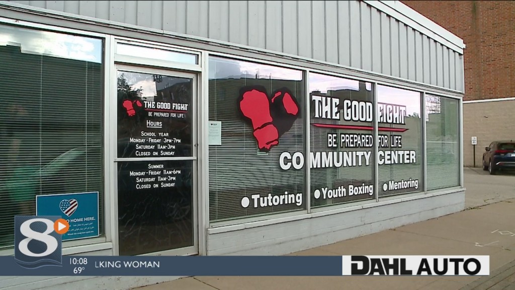The Good Fight Community Center Celebrates Five Years Of Helping Youth