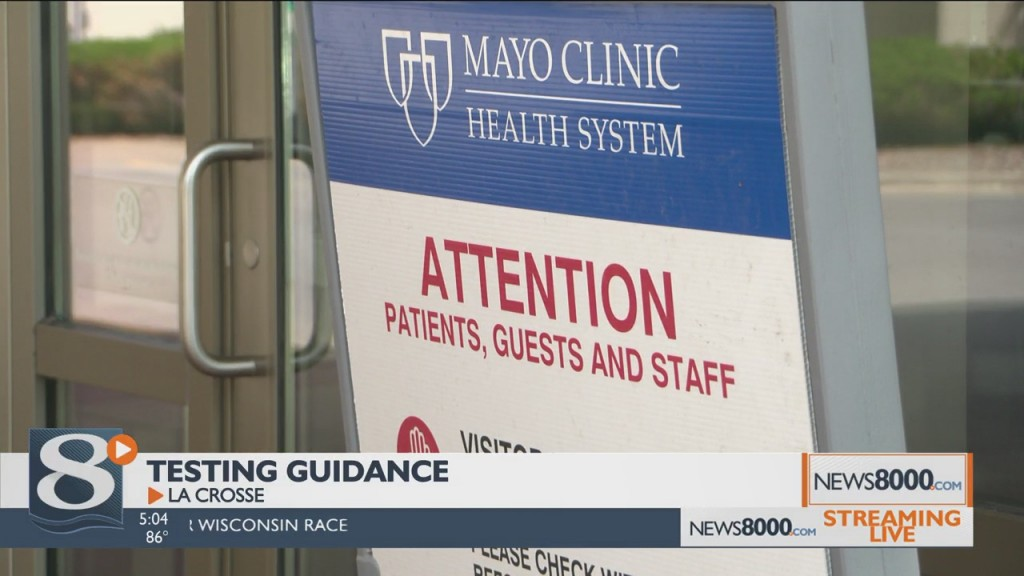 Health Experts Recommend That Those With Cold Systems Get Tested For Covid 19