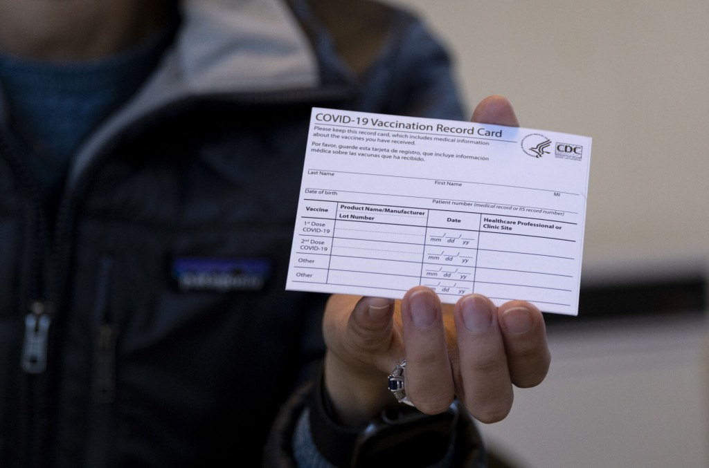 Is It A Crime To Forge A Vaccine Card? And What's The Penalty For Using A Fake?