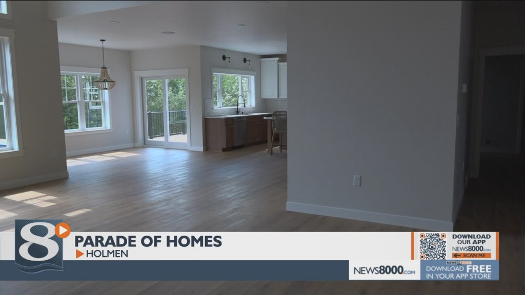 Parade Of Homes Shows Off Local Builders, Latest Styles