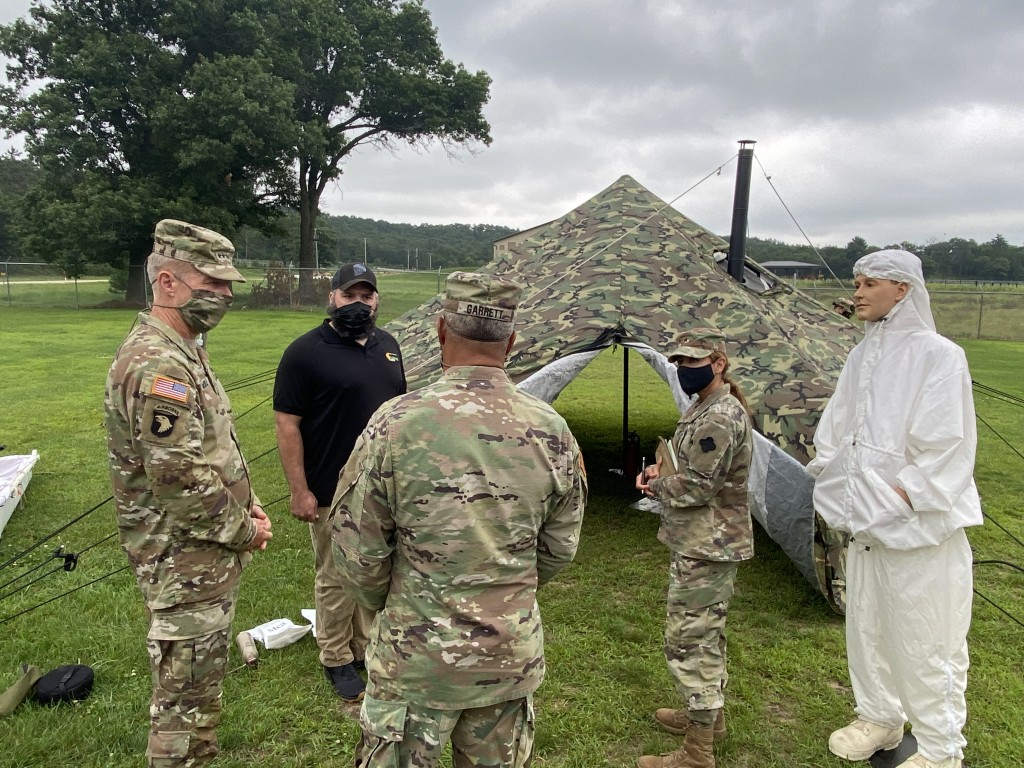 066 21 News Release Chief Of Staff Of The Us Army Makes Historic Visit To Fort Mccoy 3
