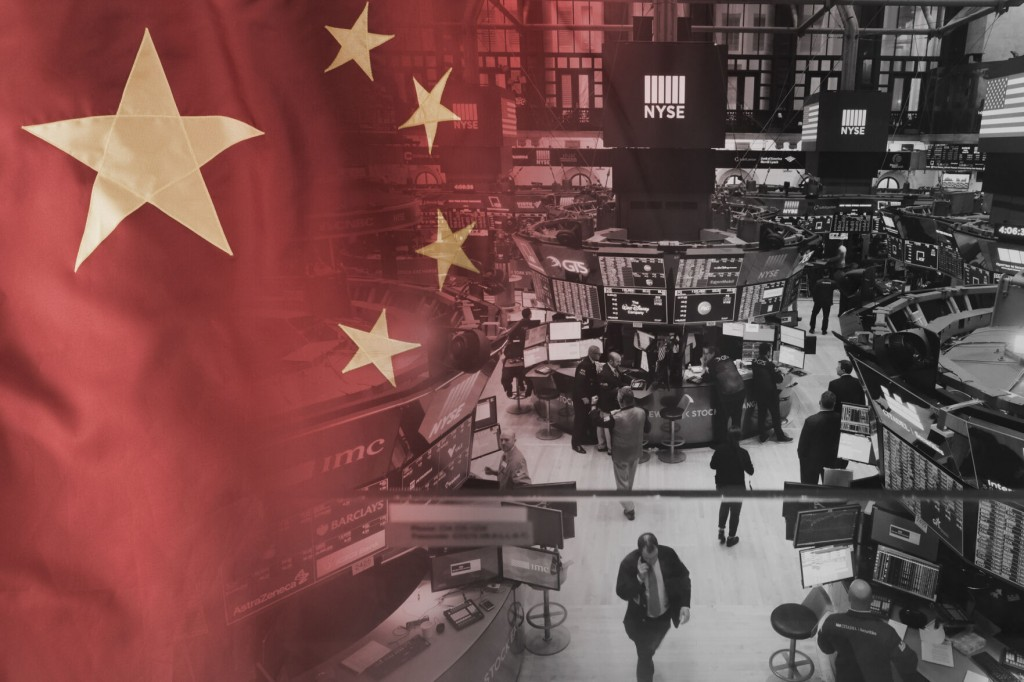 Stocks Are Falling As Investors Worry About Evergrande And The Chinese Real Estate Bubble
