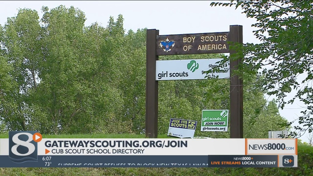 Cub Scouts Inviting New Families To Join
