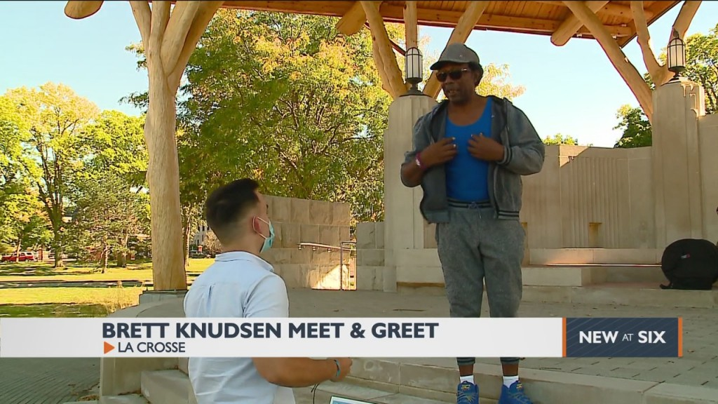 Congressional Candidate Knudsen Holds Riverside Meet And Greet