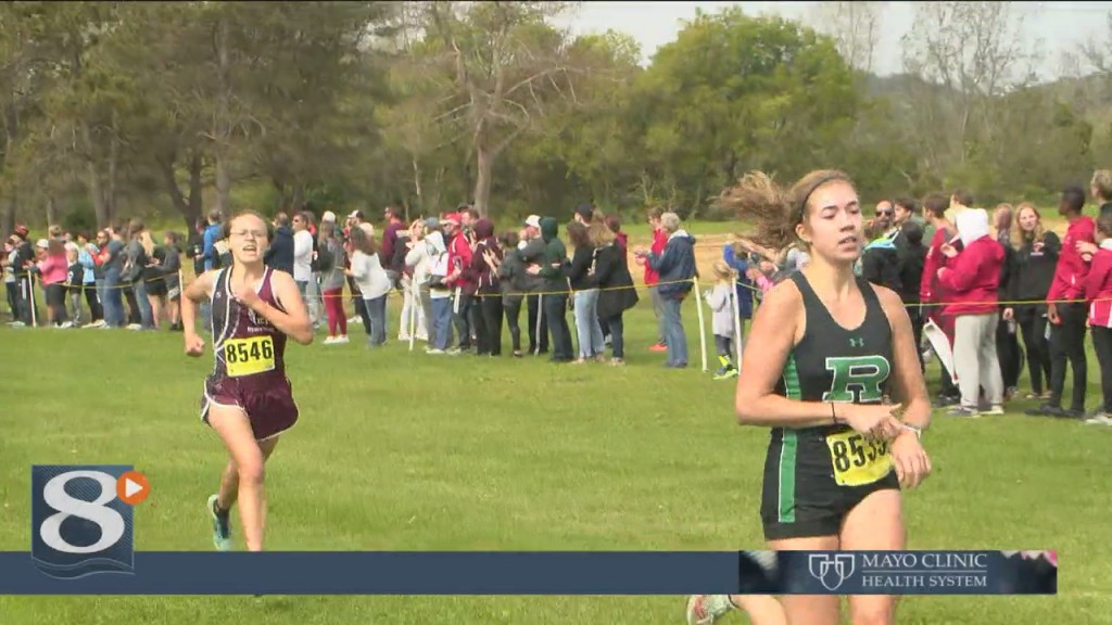 The Dick Mitchell Cross Country Invitational Kicks Off In West Salem
