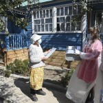 Communists, Observers Report Violations In Russian Election