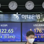 Asian Shares Mostly Higher After Wall Street Retreat