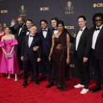 'the Crown,' 'ted Lasso' Reign At Emmy Awards