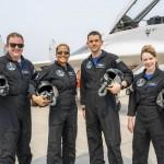 Explainer: 4 Will Circle Earth On 1st Spacex Private Flight