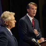 Mcauliffe, Youngkin Clash Over Abortion, Covid In 1st Debate