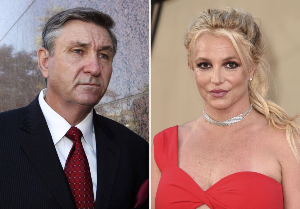 Judge Suspends Britney Spears' Father From Conservatorship That Controls Her Life And Money