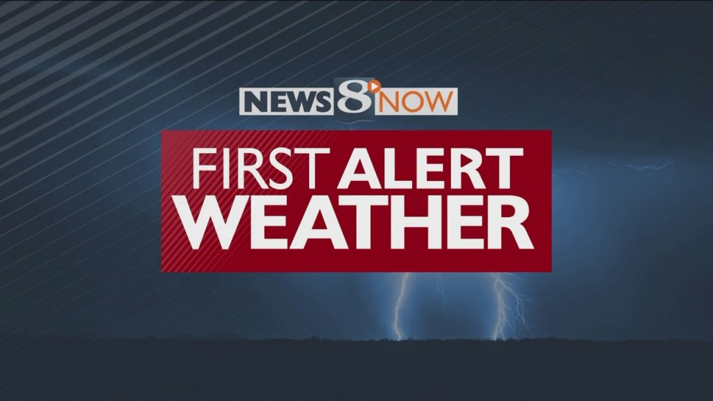 Your Friday Morning Weather Forecast