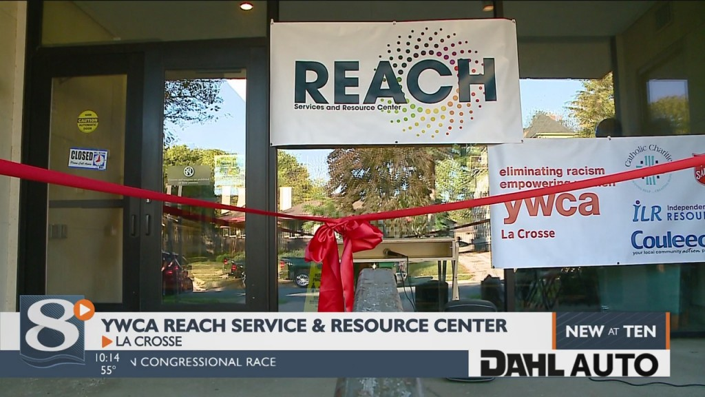 Ywca Celebrates Opening Of Reach Service And Resource Center