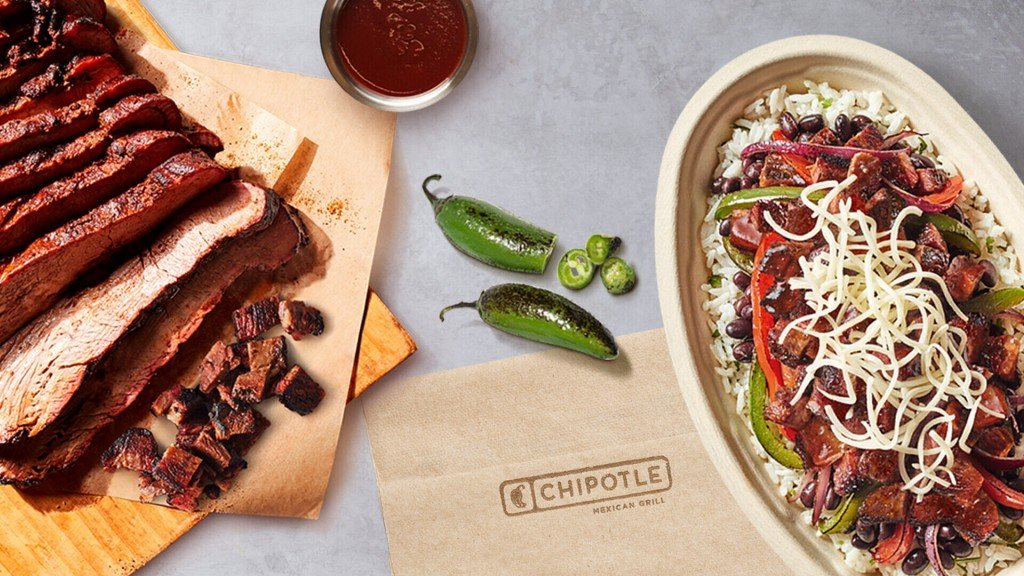 This Meat Is Soon Disappearing From Chipotle's Menu