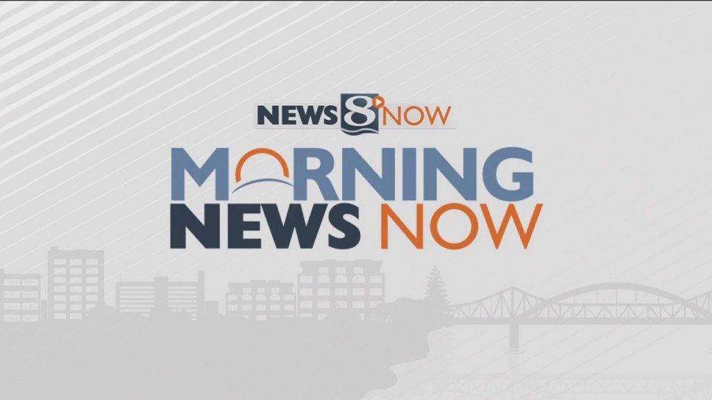 Your Morning News Now For Friday
