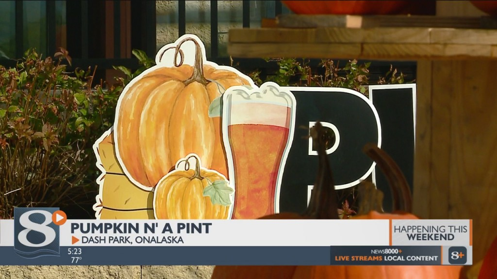 Ona's Art Keepers To Hold Inaugural Pumpkin N' A Pint Festival Saturday