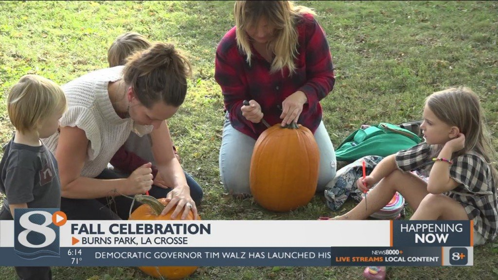 A Celebration Of Fall In Burns Park
