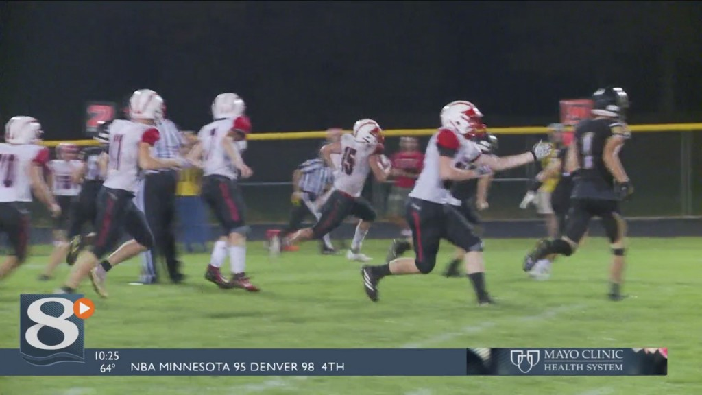 Luther Takes On Necedah For A Potential Playoff Spot