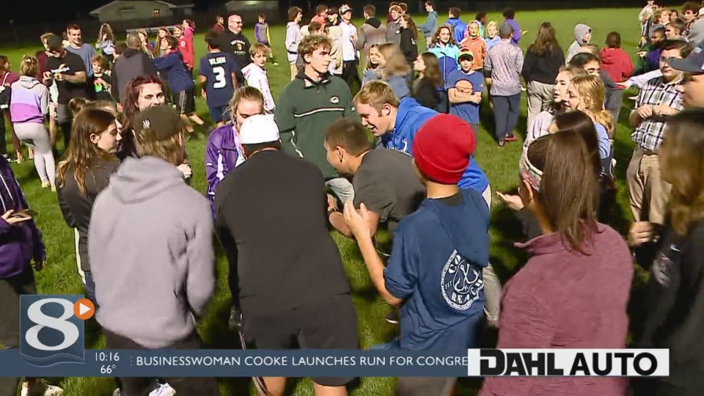 Kids And Families Gather For Fields Of Faith Event