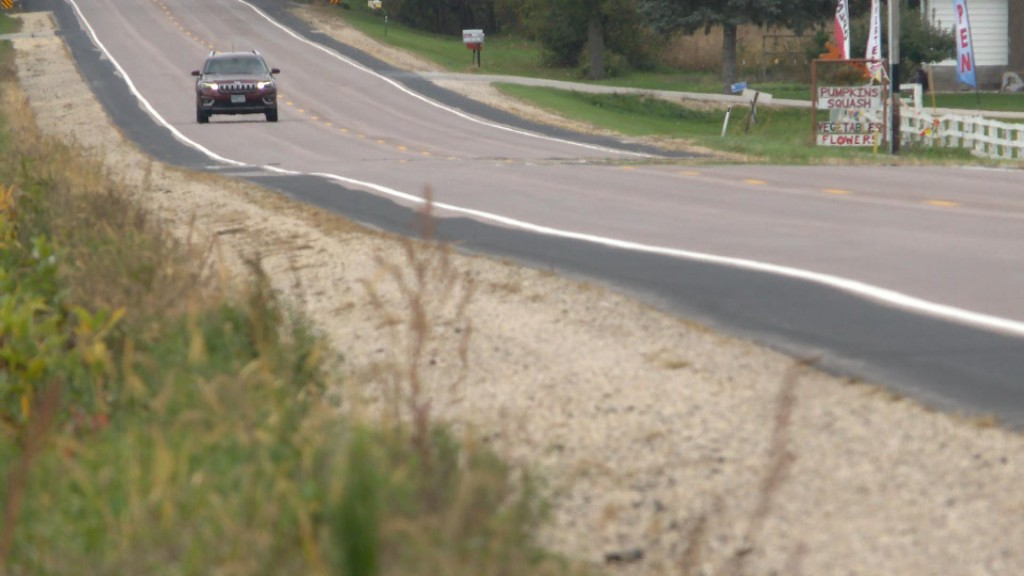 Hwy 35 Road Issue