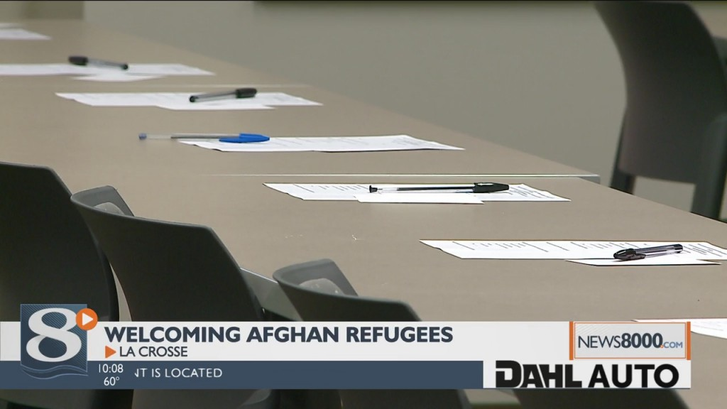 Virtual Event Educates About Afghan Evacuees Entering Communities