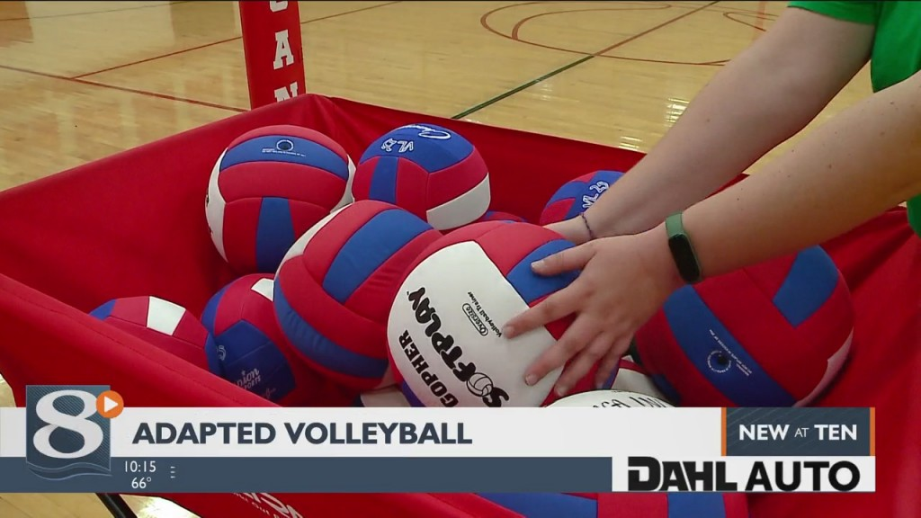 Ymca Adaptive Volleyball Team All About Inclusivity