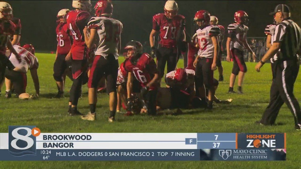 Bangor Is Back In The Win Column After Facing Off Against Brookwood