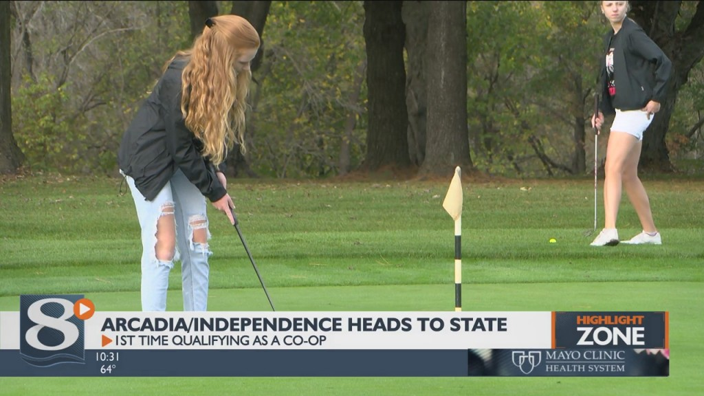 Arcadia/independence Head To State