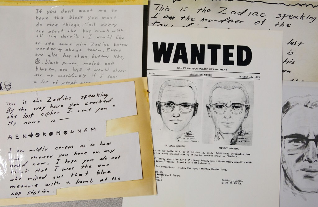 Independent Group Claims It Has Identified The Zodiac Killer