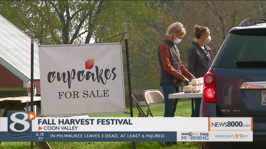 Fall Harvest Festival Coon Valley