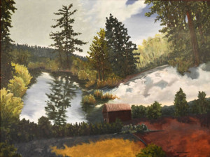 """New Hampshire Landscapes in Motion"" Solo Show to Open January 11, 2019 @ Greater Concord Chamber of Commerce 