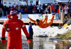 The 7th annual Cold Turkey Plunge with a visit from Santa too! @ Waterville Valley Town Square |  |  |