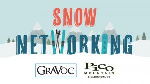 Snow Networking @ Pico Mountain Ski Resort 73 Alpine Dr, Mendon, VT 05701 |  |  |