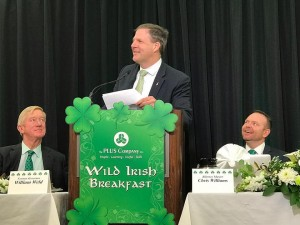 29th Annual Wild Irish Breakfast @ Double Tree by Hilton |  |  |