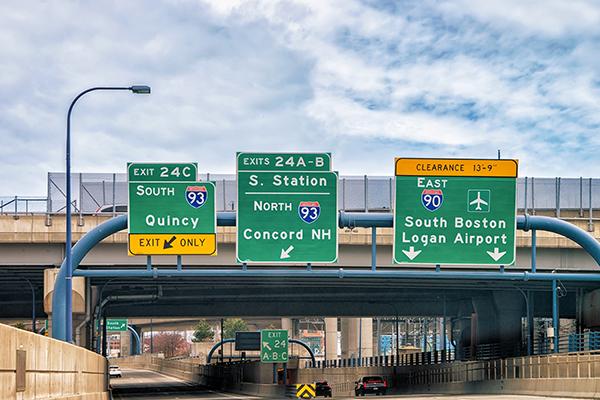 Boston Highway