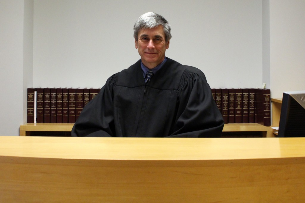 Judge David King
