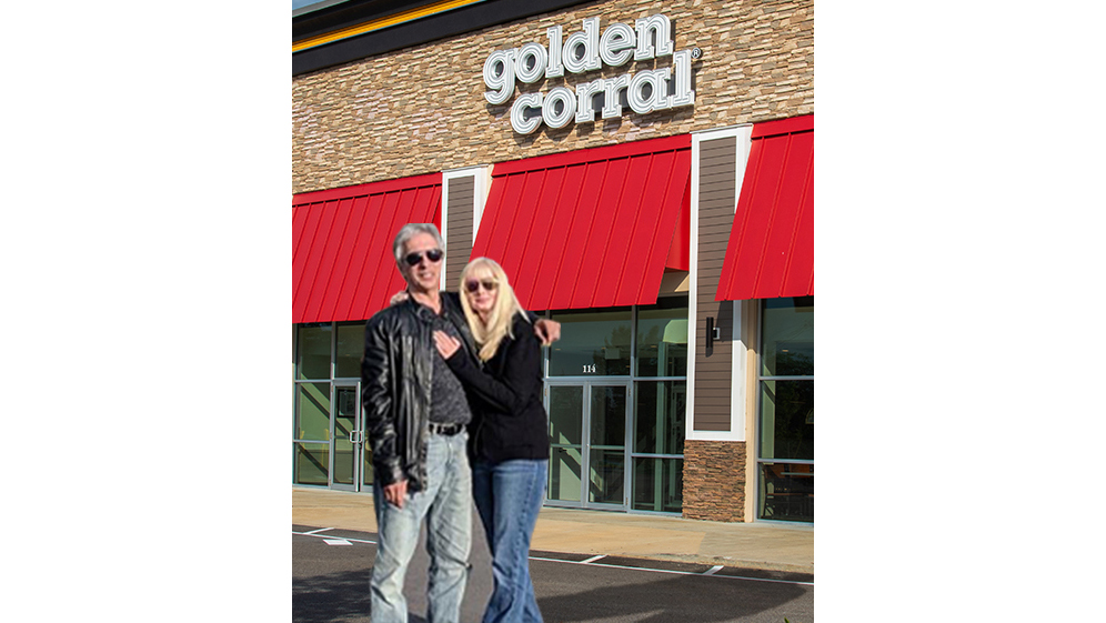 Golden Corral 1200