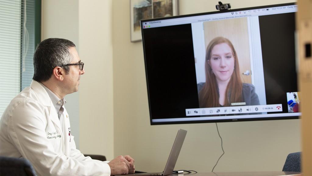 Corey Siegel Md. Tele Medicine