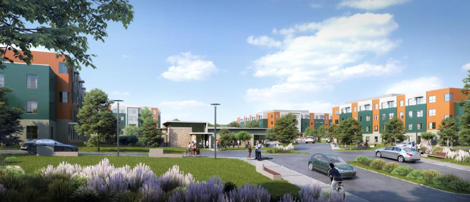 Image 1 Graduate Student Housing