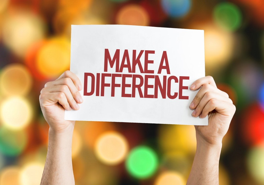 Make A Difference