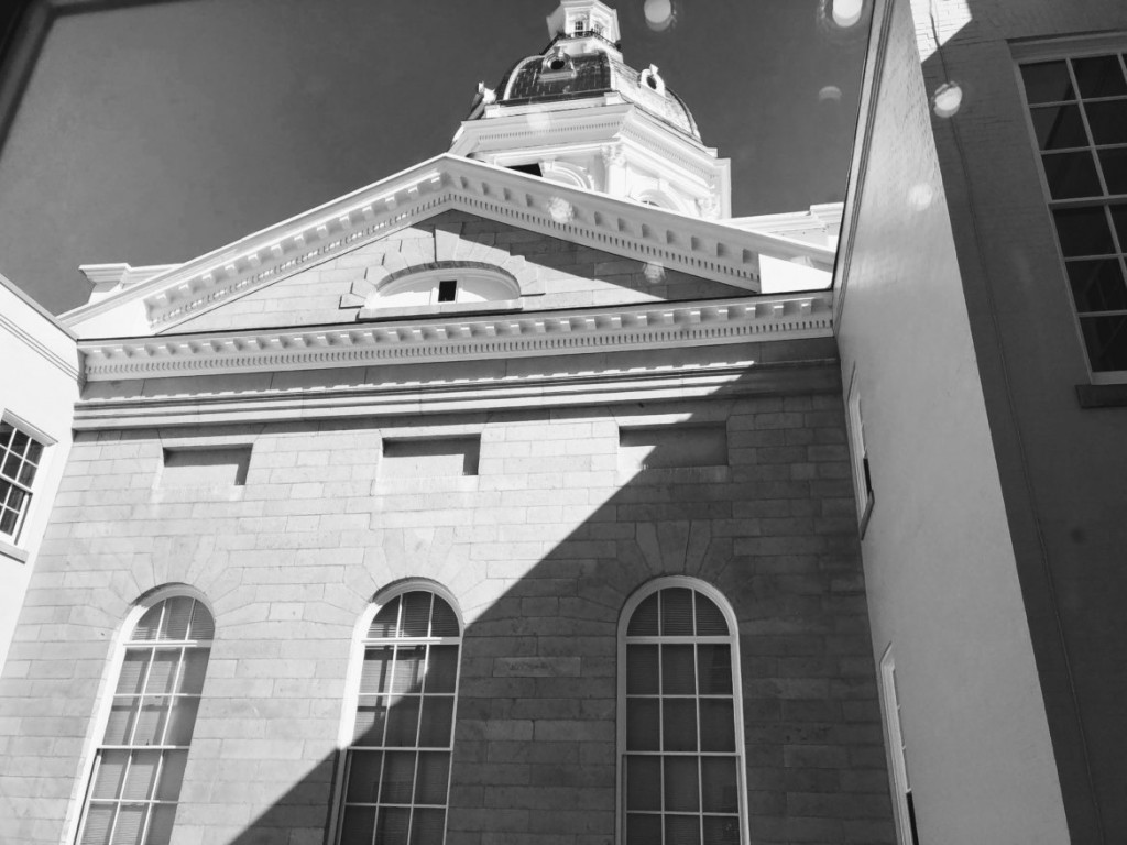 State House Bw
