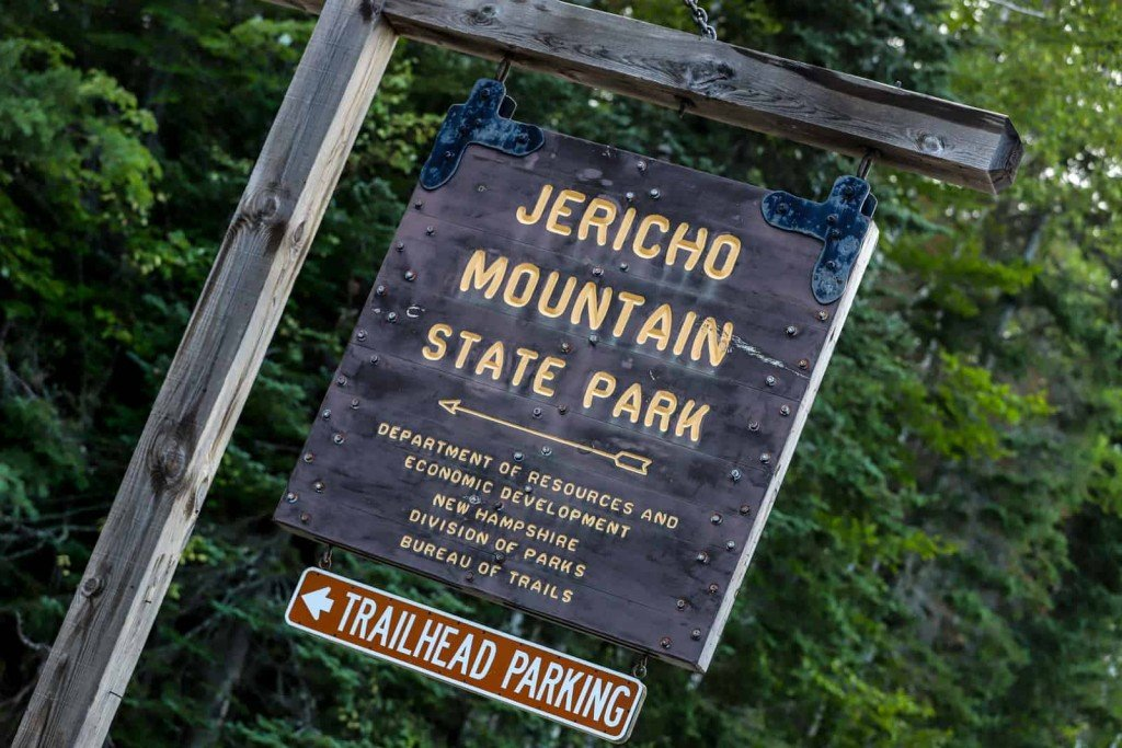 Jericho Mtn Sign