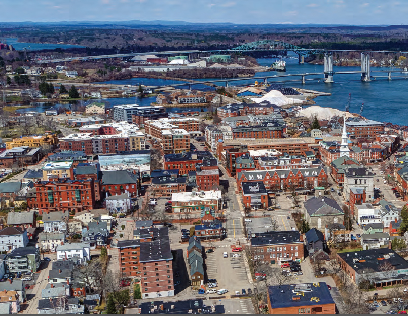 Portsmouth Aerial