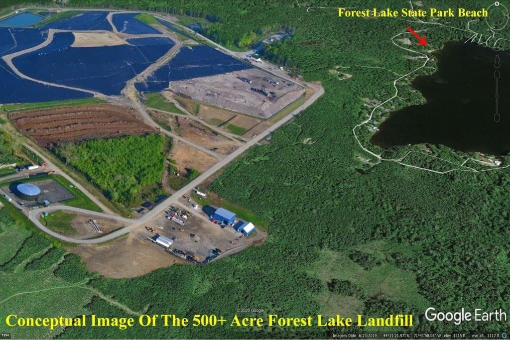Forest Lake Plan