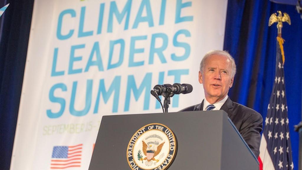 Biden Climate Leaders Summit