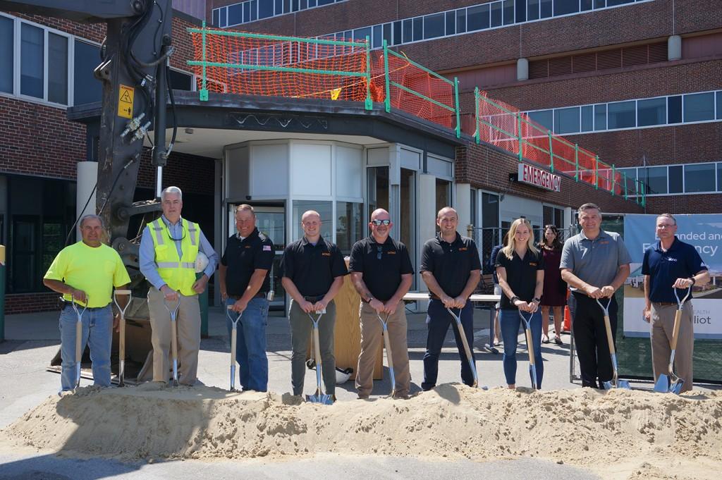 Elliot Hospital Ed Expansion Bond Building Team 62321
