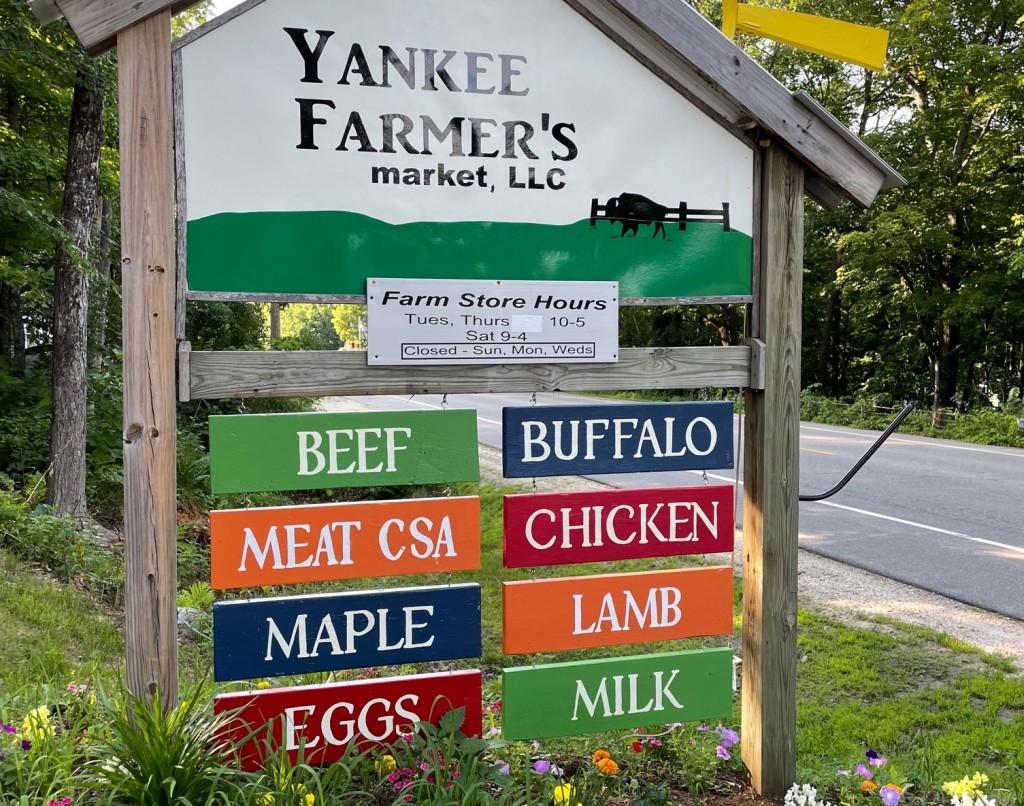 Warner Farmers Market